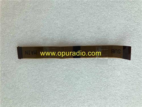 Flex Cable Ribbon for LX570 Toyota Sahara Car DVD Player Entertainment