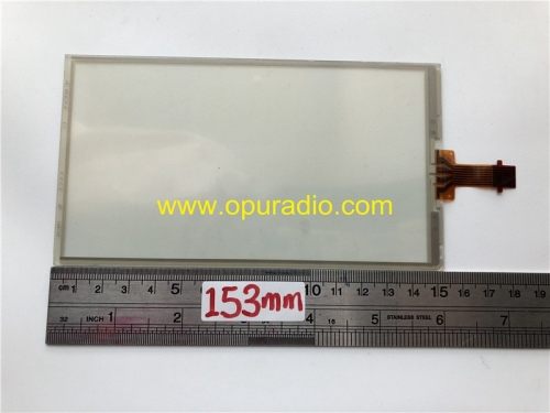 Touch Screen Digitizer 6.1 inch for LT061CA40000 2013 Toyota RAV4 JBL Navigation Radio 86140-0R040