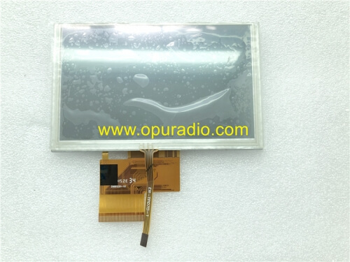 HB050 HL050NA Display with Touch Screen Digitizer for Fait Navigation DAIICHI Radio MOPAR P3000