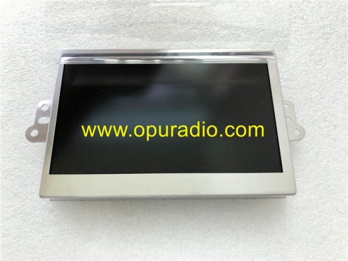 LQ042T5DZ08 Monitor 4.2 Display with 2 mountings for Ford Mercedes Car Instrument Cluster Dash Speedometer