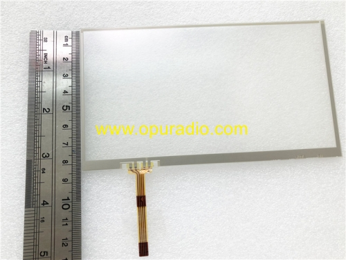 84.5mmX18.5mm touch screen panel Digitizer 4Pin for Toyota Kenwood Pioneer Car Audio Media Video